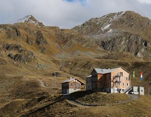 Die Heilbronner Hütte