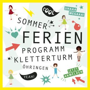 KTOE Sommerferienprogramm 2021