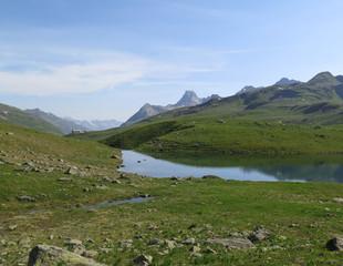Brüllender See