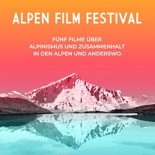 Alpen Film Fesitval - Open-Air-Kino-Hn 2021