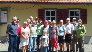 Monatswanderung Juli BZG Schwaebisch Hall