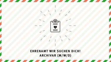 Ehrenamt Archivar Sektion Heilbronn