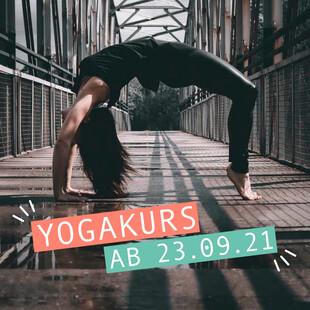 Yogakurs September 2021