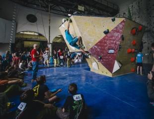 BaWü Bouldercup der Jugend am 11.03.2017 (Video von Leon Buchholz)