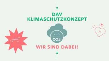 DAV Klimaschutzkonzept Co2 Emissionen
