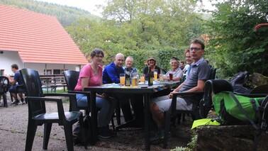 BZG Mosbach Monatswanderung September